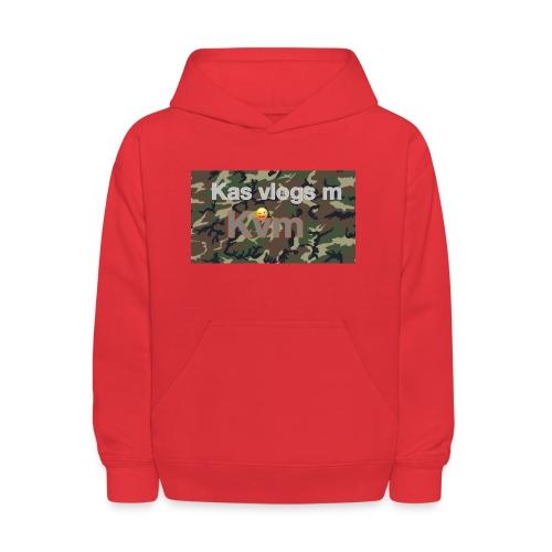 Camo jumper - Kids' Hoodie
