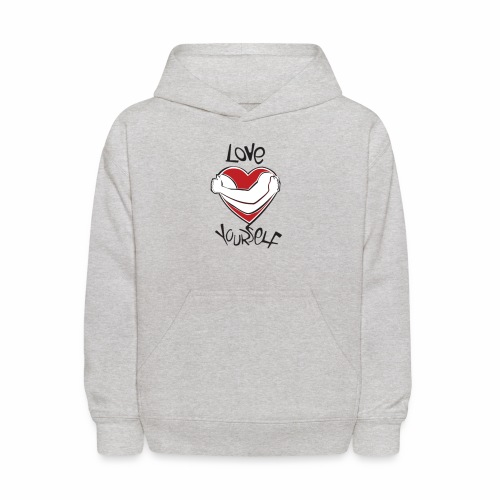 LOVE YOURSELF - Kids' Hoodie
