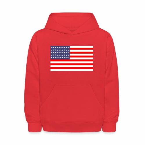 Usa Sweatshirt - Kids' Hoodie