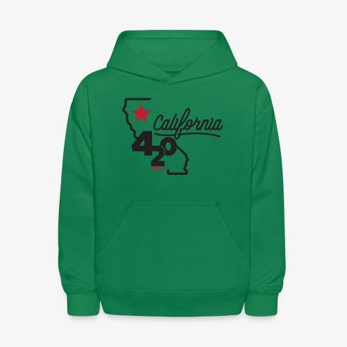 California 420 - Kids' Hoodie