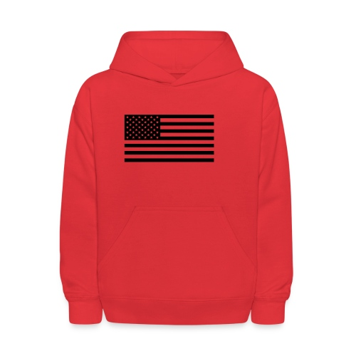 American Flag - Kids' Hoodie