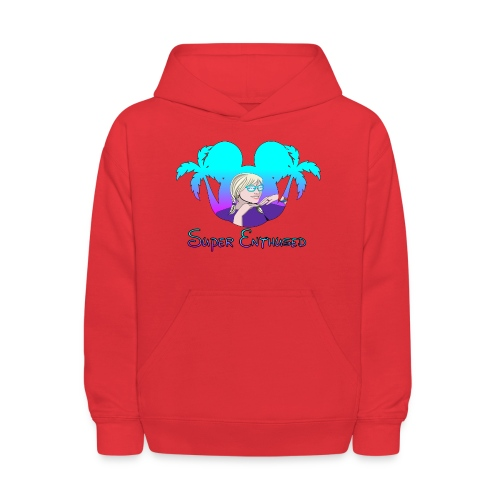 Super Enthused Florida Love - Kids' Hoodie