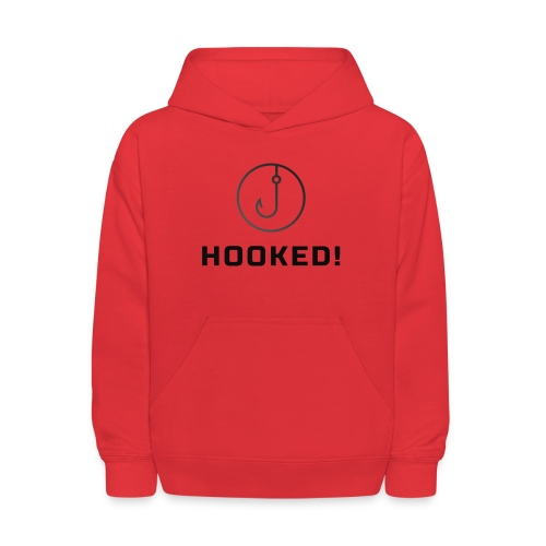 Hooked - Kids' Hoodie