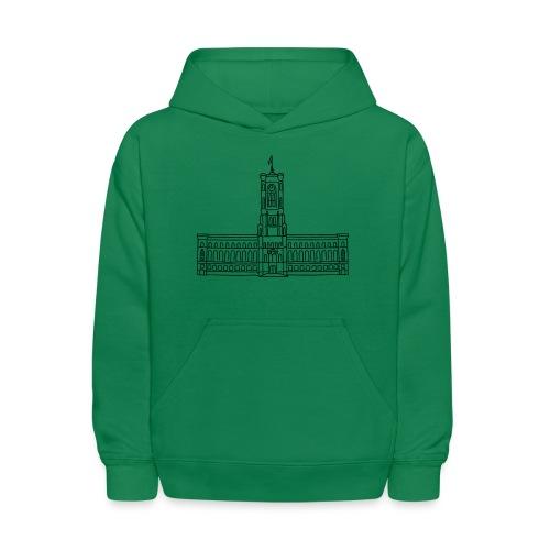 Red City Hall Berlin - Kids' Hoodie