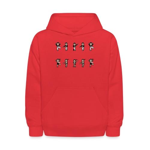 flappersshirt - Kids' Hoodie