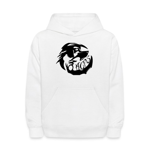 wolf - Kids' Hoodie