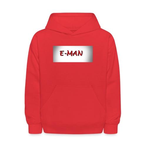 E-MAN - Kids' Hoodie