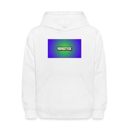 memestick symbol - Kids' Hoodie