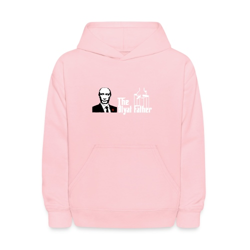 The Blyat Father - Kids' Hoodie