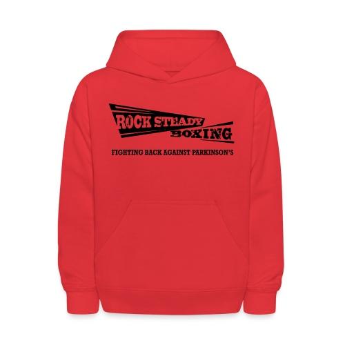I Am Rock Steady T shirt - Kids' Hoodie