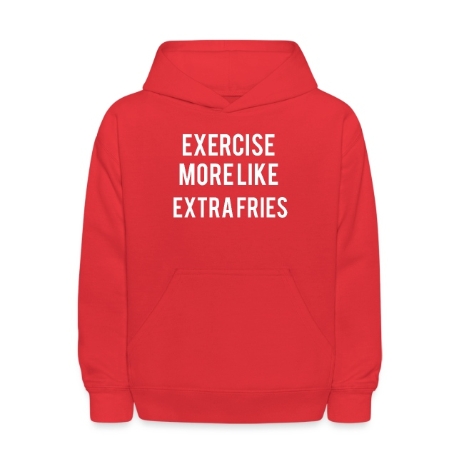"""Exercise """"Extra Fries"""""""