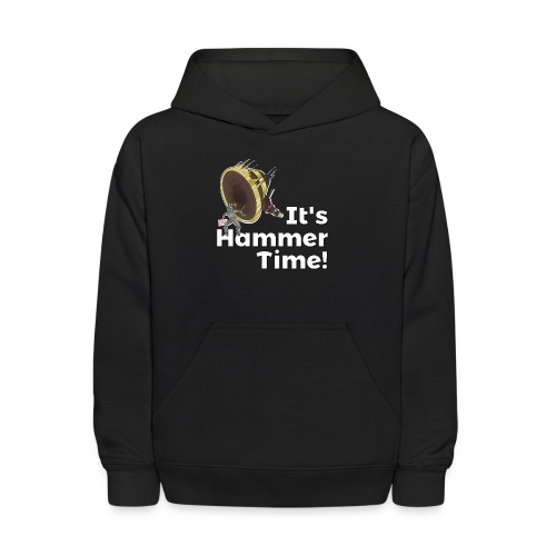 It's Hammer Time - Ban Hammer Variant - Kids' Hoodie