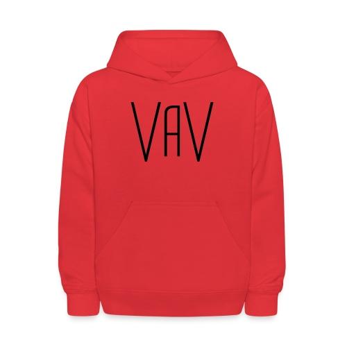 VaV.png - Kids' Hoodie
