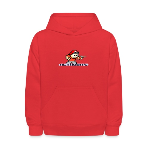RetroBits Clothing - Kids' Hoodie