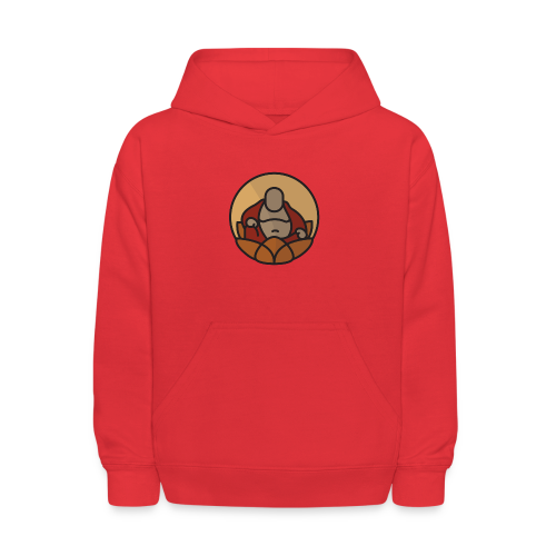 AMERICAN BUDDHA CO. COLOR - Kids' Hoodie