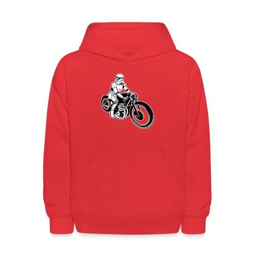 Stormtrooper Motorcycle - Kids' Hoodie
