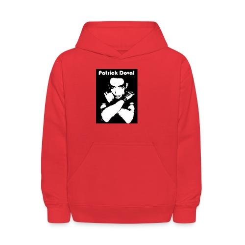 Patrick Doval Logo - Kids' Hoodie