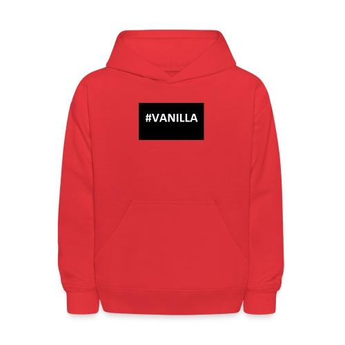 Vanilla - Kids' Hoodie