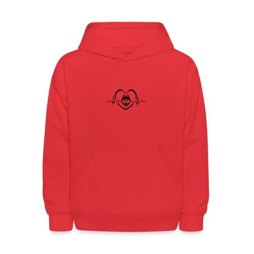 Love every beat for Husky T-Shirt - Kids' Hoodie