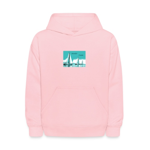 Beautiful Croatia - Kids' Hoodie