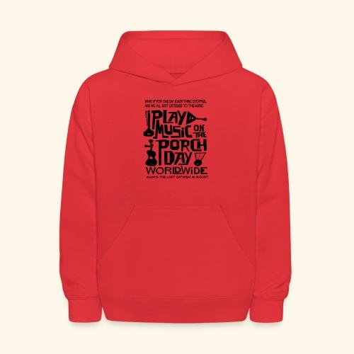 PMOTPD2021 SHIRT - Kids' Hoodie