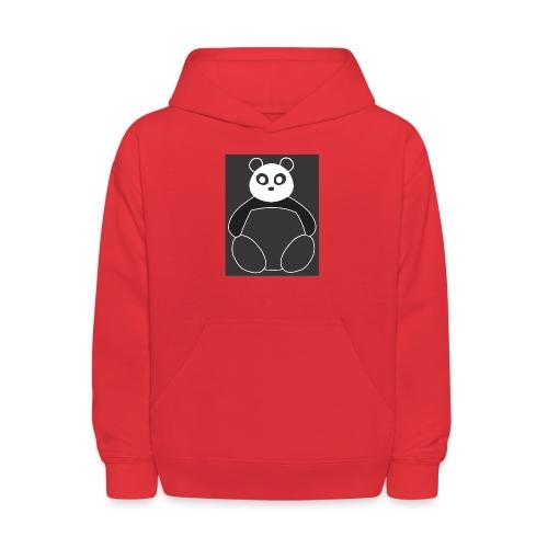 Fat Panda - Kids' Hoodie