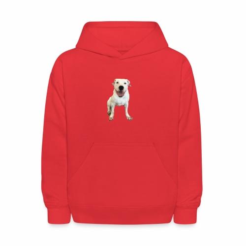 bentley The american bull dog merch - Kids' Hoodie