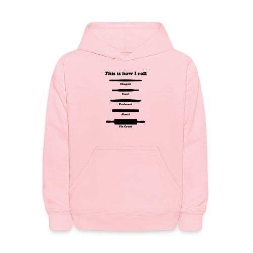 This is how I roll ing pins - Kids' Hoodie