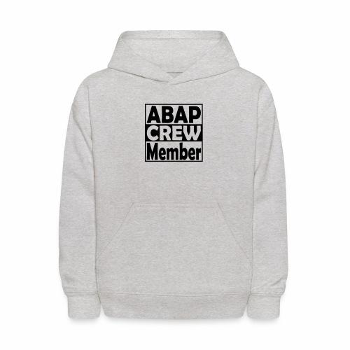 ABAPcrew - Kids' Hoodie