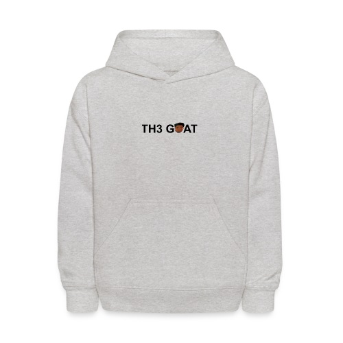 The goat cartoon - Kids' Hoodie