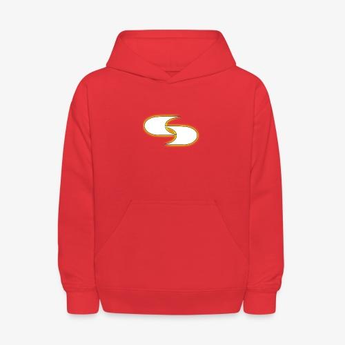 Official Strive Logo - Kids' Hoodie