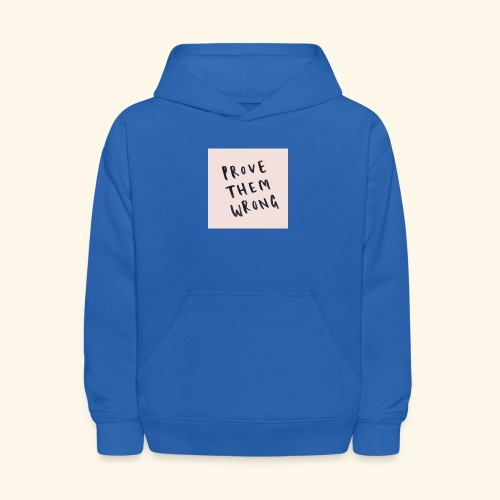 show em what you about - Kids' Hoodie