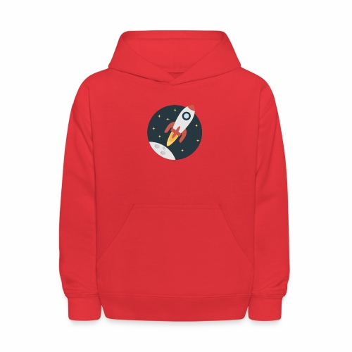 instant delivery icon - Kids' Hoodie