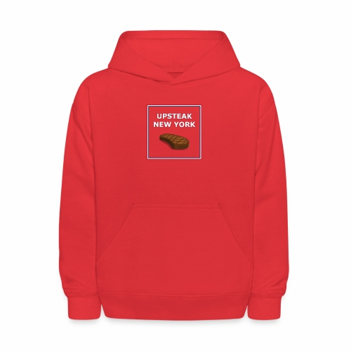 Upsteak New York | July 4 Edition - Kids' Hoodie