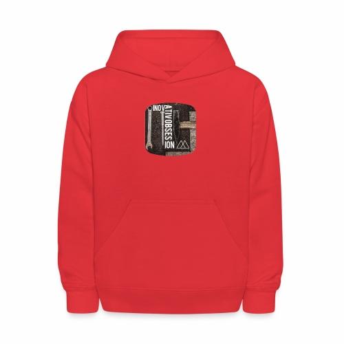 "InovativObsesion ""MECHANICAL"" apparel - Kids' Hoodie"