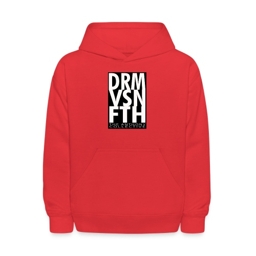 DRM VSN FTH - Kids' Hoodie