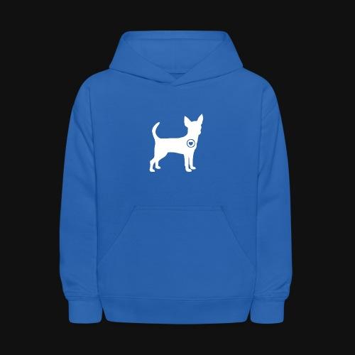 Chihuahua love - Kids' Hoodie