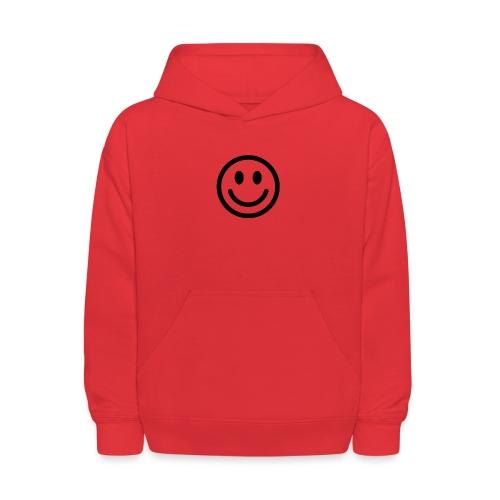 smile dude t-shirt kids 4-6 - Kids' Hoodie