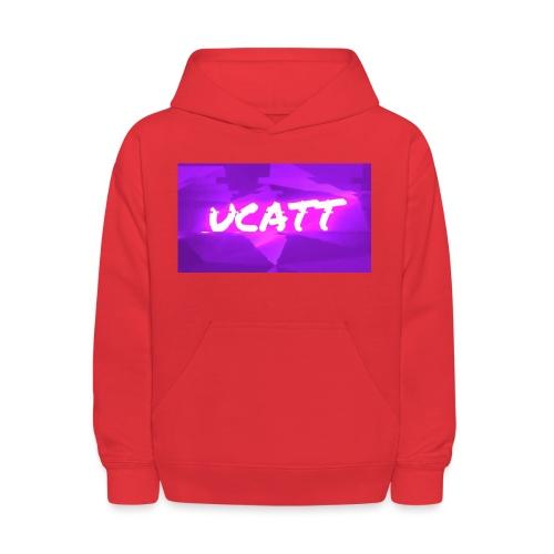 UCATT Logo - Kids' Hoodie