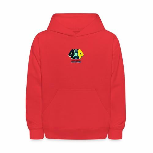 404 Logo - Kids' Hoodie