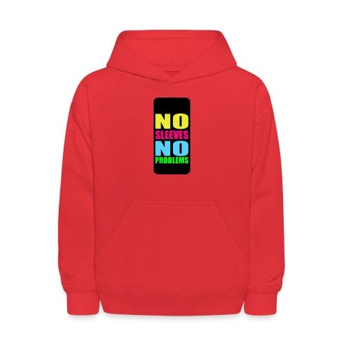 neonnosleevesiphone5 - Kids' Hoodie