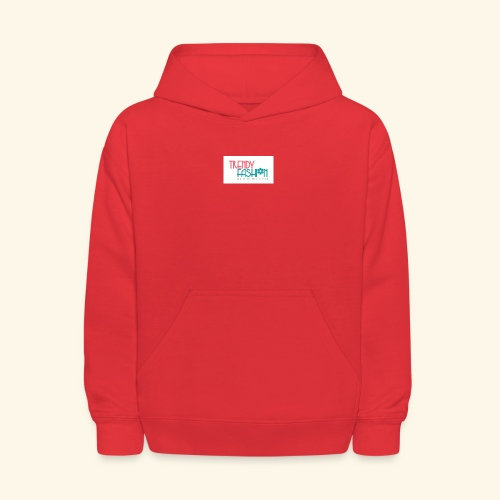 Trendy Fashions Go with The Trend @ Trendyz Shop - Kids' Hoodie