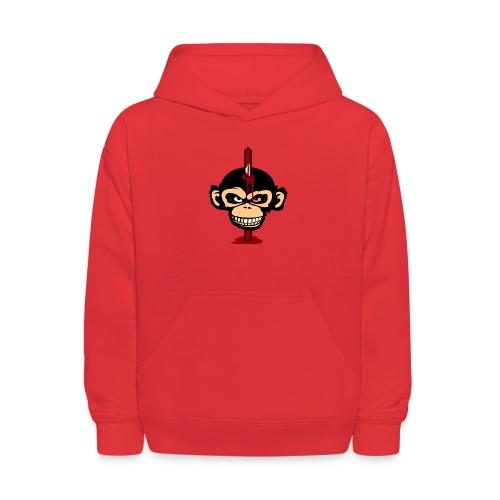 Dead Monkey - Kids' Hoodie