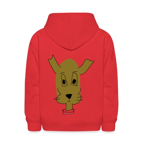 ralph the dog - Kids' Hoodie