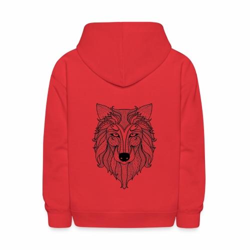 Classy Fox - Kids' Hoodie