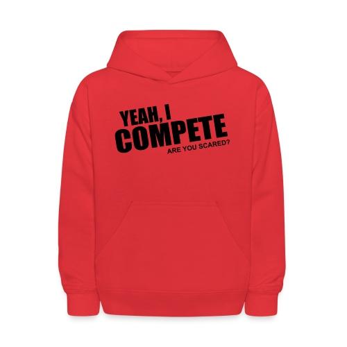 compete - Kids' Hoodie