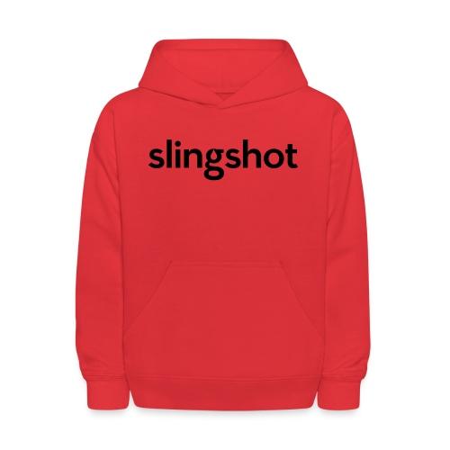 SlingShot Logo - Kids' Hoodie
