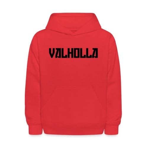 valholla futureprint - Kids' Hoodie