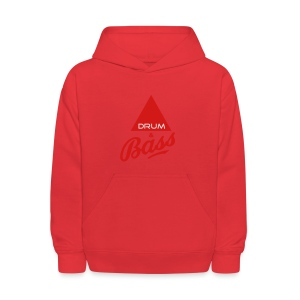 Drum and Bass - Kids' Hoodie