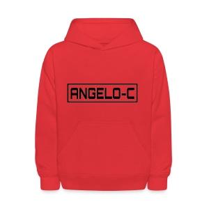 red angelo clifford shirt - Kids' Hoodie
